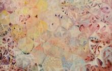 FLORECE EL MAR  |  Óleo: 2002  |  82x65 cm