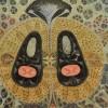 LAS SANDALIAS DEL PESCADOR  |  Óleo: 1988  |  100x80 cm