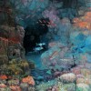 LUCES AL CAER LA NOCHE | Óleo: 2015 | 81x100 cm | 31.9x39.4 in