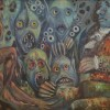 MIS SUEÑOS CON GOYA  |  Óleo: 1990  |  80x60 cm