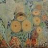 GIRASOLES  |  Óleo: 1987  |  100x80 cm